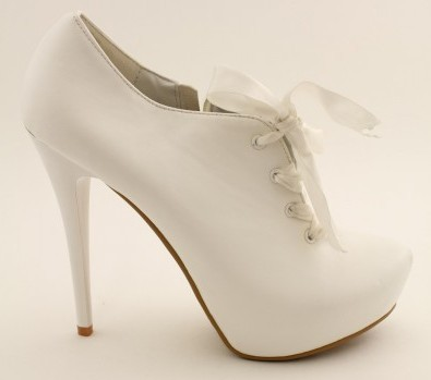 Зимняя свадебная обувь | Florenz