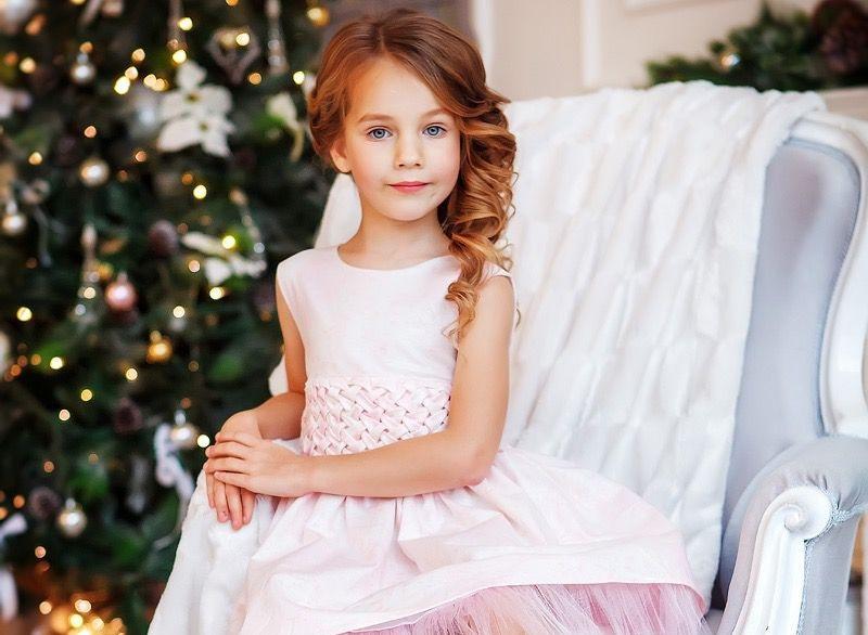 a2b31990938ee6a Детские праздничные и нарядные платья для девочек. - 6 Декабря 2018 -  Свадебный салон «Celebrity»