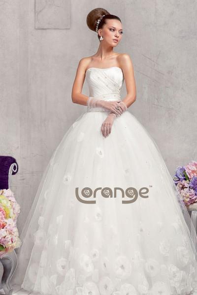 Модель Клаудия (Vizavi) рыбка подчеркнет вашу фигуру! как свадебное платье,